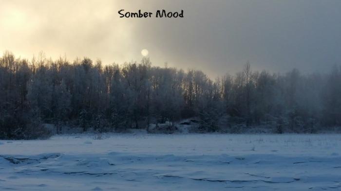 Somber Mood blog